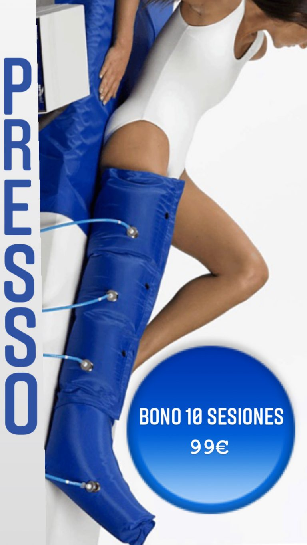 K PRESO BONO 10 SESIONES